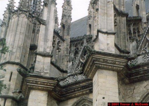France 479 ~ Centre 242 ~ Orléans 10 ~ Cathédrale St. Croix 4