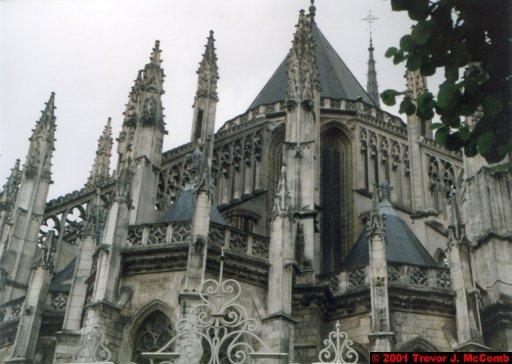 France 482 ~ Centre 245 ~ Orléans 13 ~ Cathédrale St. Croix 6
