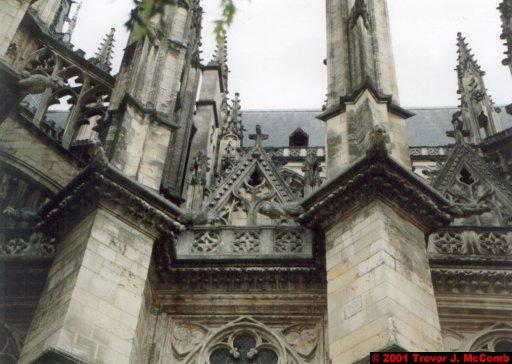 France 483 ~ Centre 246 ~ Orléans 14 ~ Cathédrale St. Croix 7