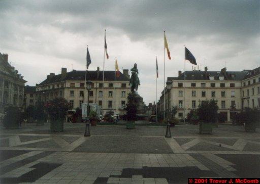 France 491 ~ Centre 254 ~ Orléans 22 ~ Place du Martroi 4