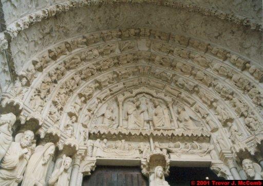 France 492 ~ Centre 255 ~ Chartres 01 ~ Cathédrale Notre Dame 01 ~ North Porch 1