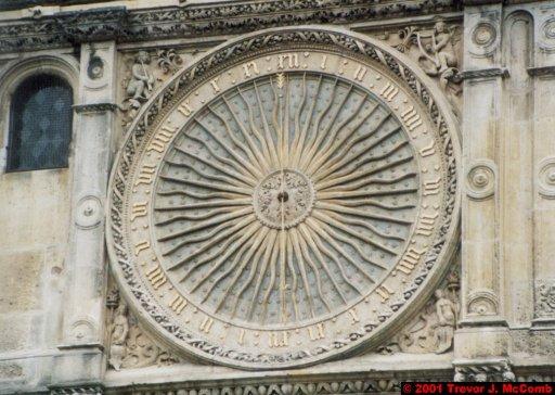 France 497 ~ Centre 260 ~ Chartres 06 ~ Cathédrale Notre Dame 06 ~ 24H Clock