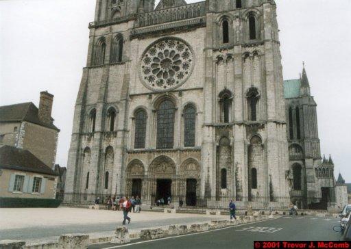 France 499 ~ Centre 262 ~ Chartres 08 ~ Cathédrale Notre Dame 08