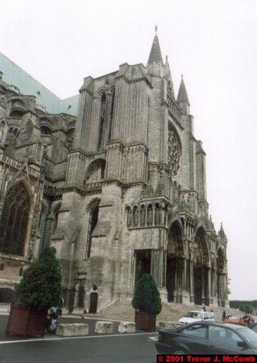 France 501 ~ Centre 264 ~ Chartres 10 ~ Cathédrale Notre Dame 10 ~ South Porch