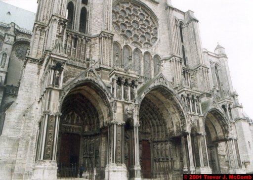 France 502 ~ Centre 265 ~ Chartres 11 ~ Cathédrale Notre Dame 11 ~ Royal Portal