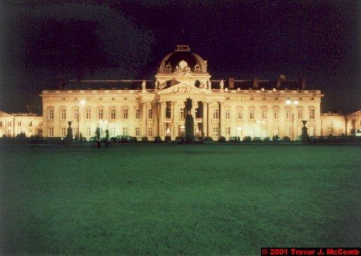 France 060 ~ Ile-de-France 060 ~ Paris 60 ~ Place Joffre 1 ~ École Militaire 1