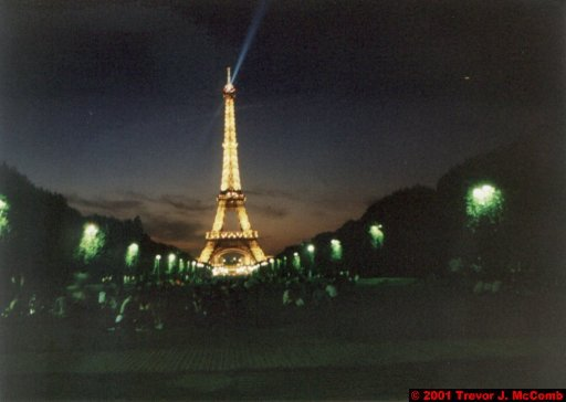 France 063 ~ Ile-de-France 063 ~ Paris 63 ~ Parc du Champs de Mars 1 ~ Tour Eiffel 1