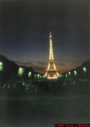 France 064 ~ Ile-de-France 064 ~ Paris 64 ~ Parc du Champs de Mars 2 ~ Tour Eiffel 2