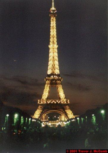 France 065 ~ Ile-de-France 065 ~ Paris 65 ~ Parc du Champs de Mars 3 ~ Tour Eiffel 3