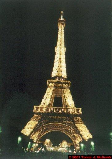 France 066 ~ Ile-de-France 066 ~ Paris 66 ~ Parc du Champs de Mars 4 ~ Tour Eiffel 4