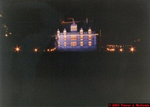 France 211 ~ Centre 010 ~ Azay-le-Rideau 10 ~ Château 03 ~ Son et Lumière 10