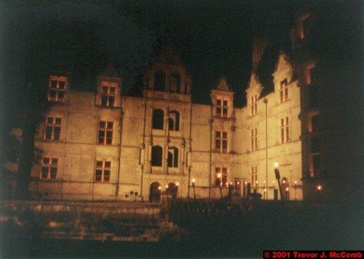 France 219 ~ Centre 018 ~ Azay-le-Rideau 18 ~ Château 11 ~ Son et Lumière 18