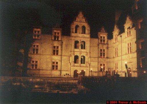 France 220 ~ Centre 019 ~ Azay-le-Rideau 19 ~ Château 12 ~ Son et Lumière 19