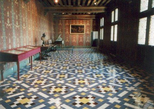 France 384 ~ Centre 147 ~ Blois 25 ~ Château 25 ~ L'aile François I 11 ~ Interior