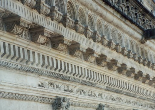 France 388 ~ Centre 151 ~ Blois 29 ~ Château 29 ~ L'aile François I 14 ~ Detail