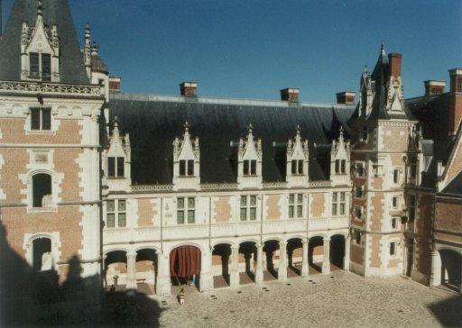 France 390 ~ Centre 153 ~ Blois 31 ~ Château 31 ~ L'aile Loui XII 9