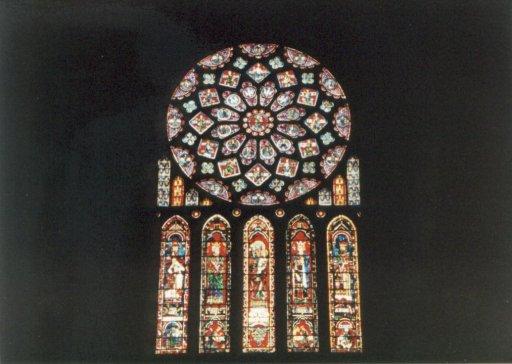 France 510 ~ Centre 273 ~ Chartres 19 ~ Cathédrale Notre Dame 19 ~ Window 03