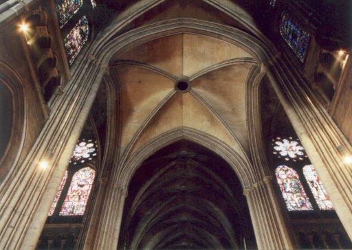 France 516 ~ Centre 279 ~ Chartres 25 ~ Cathédrale Notre Dame 25 ~ Gothic Nave 1