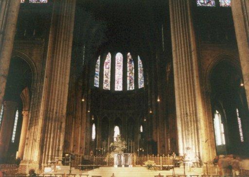 France 517 ~ Centre 280 ~ Chartres 26 ~ Cathédrale Notre Dame 26 ~ Gothic Nave 2