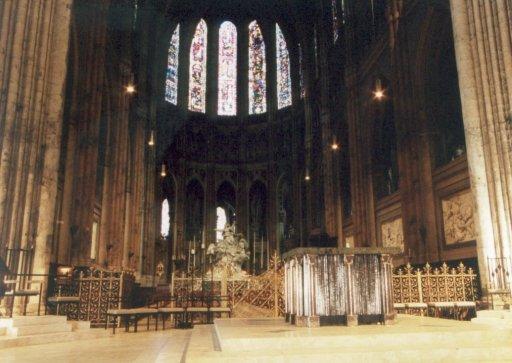 France 518 ~ Centre 281 ~ Chartres 27 ~ Cathédrale Notre Dame 27 ~ Gothic Nave 3