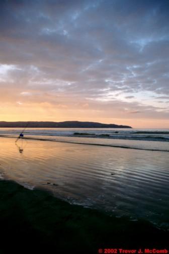 U. K. 50 ~ Northern Ireland 50 ~ Limavady Borough 13 ~ Benone Strand 13 ~ Sunset 08