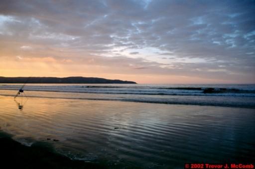 U. K. 51 ~ Northern Ireland 51 ~ Limavady Borough 14 ~ Benone Strand 14 ~ Sunset 09