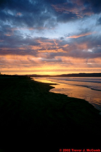 U. K. 57 ~ Northern Ireland 57 ~ Limavady Borough 20 ~ Benone Strand 20 ~ Sunset 15
