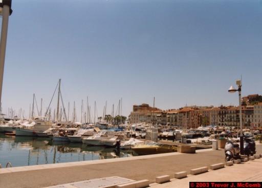France 021 ~ Provence-Alpes-Côte d'Azur 013 ~ Alpes-Maritimes 02 ~ Cannes 02 ~ Harbour 02