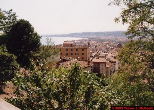 France 036 ~ Provence-Alpes-Côte d'Azur 028 ~ Alpes-Maritimes 17 ~ Nice 03