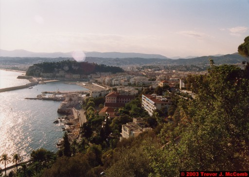 France 043 ~ Provence-Alpes-Côte d'Azur 035 ~ Alpes-Maritimes 24 ~ Nice 10