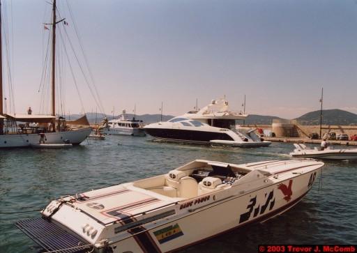 France 077 ~ Provence-Alpes-Côte d'Azur 069 ~ Var 036 ~ Saint Tropez 16 ~ Harbour 09