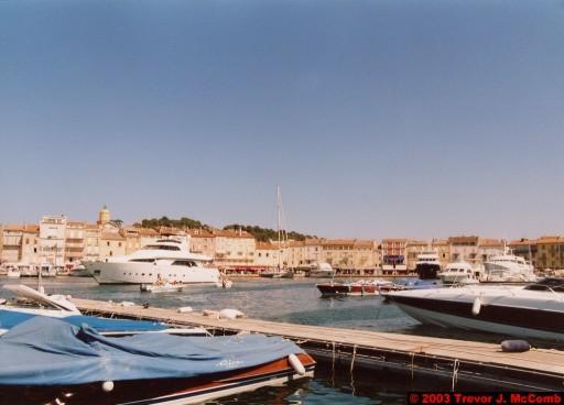 France 079 ~ Provence-Alpes-Côte d'Azur 071 ~ Var 038 ~ Saint Tropez 18 ~ Harbour 11