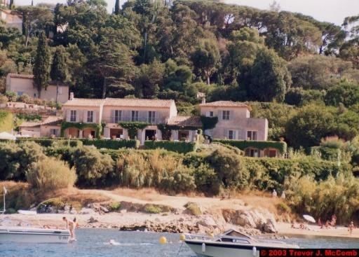 France 082 ~ Provence-Alpes-Côte d'Azur 074 ~ Var 041 ~ Golfe de Saint Tropez 13