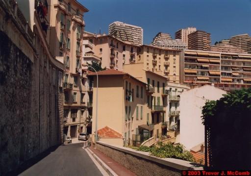 Monaco 009 ~ Moneghetti 09 ~ Rue Plati