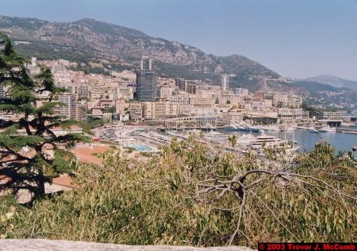 Monaco 010 ~ La Condamine 01 ~ Rampe Major 1 ~ Monte Carlo 01 ~ Port de Monaco 01
