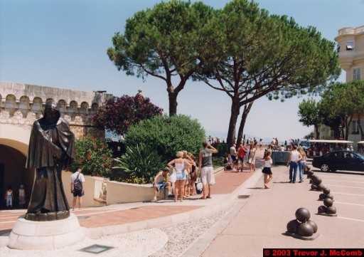 Monaco 011 ~ Monaco Ville 05 ~ Place du Palais 01