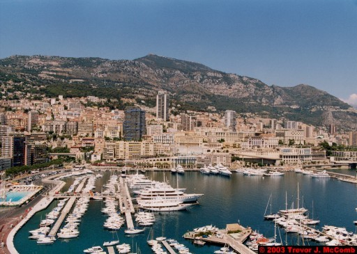Monaco 024 ~ Monaco Ville 18 ~ Rue des Remparts 2 ~ La Condamine 03 ~ Monte Carlo 03 ~ Port de Monaco 03