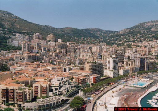 Monaco 026 ~ Monaco Ville 20 ~ Rue des Remparts 4 ~ La Condamine 05 ~ Monte Carlo 05 ~ Port de Monaco 05