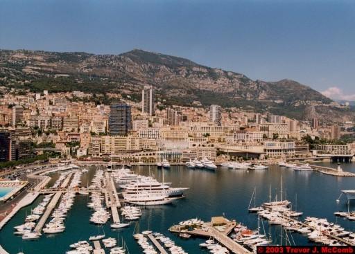 Monaco 027 ~ Monaco Ville 21 ~ Rue des Remparts 5 ~ La Condamine 06 ~ Monte Carlo 06 ~ Port de Monaco 06