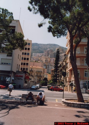 Monaco 032 ~ La Condamine 11 ~ Boulevard Albert 1er 2
