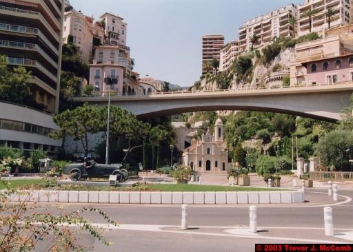 Monaco 033 ~ La Condamine 12 ~ Boulevard Albert 1er 3 ~ Place Sainte Devote 1