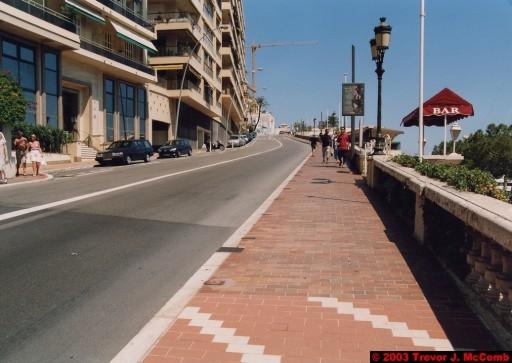 Monaco 034 ~ La Condamine 13 ~ Avenue D'Ostende 01