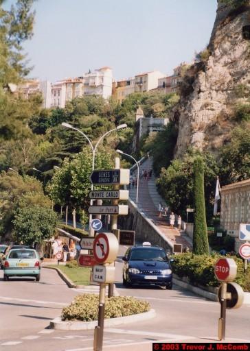 Monaco 045 ~ La Condamine 18 ~ Place d'Armes 2 ~ Rampe Major 2 ~ Monaco Ville 28