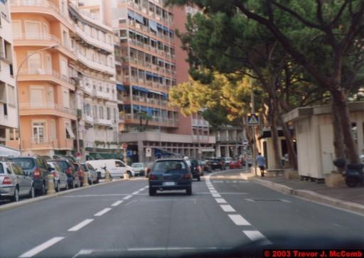 Monaco 049 ~ Monaco Grand Prix Circuit 02 ~ Start ~ La Condamine 20 ~ Boulevard Albert 1er 5