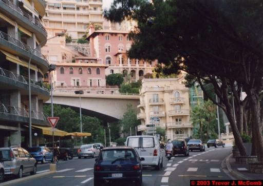 Monaco 050 ~ Monaco Grand Prix Circuit 03 ~ La Condamine 21 ~ Boulevard Albert 1er 6 ~ Place Sainte Devote 2