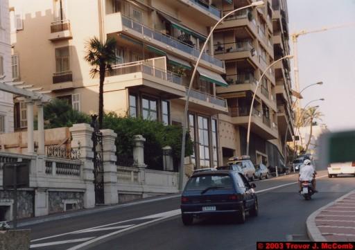 Monaco 051 ~ Monaco Grand Prix Circuit 04 ~ Sainte Devote ~ La Condamine 22 ~ Place Sainte Devote 3 ~ Avenue D'Ostende 05