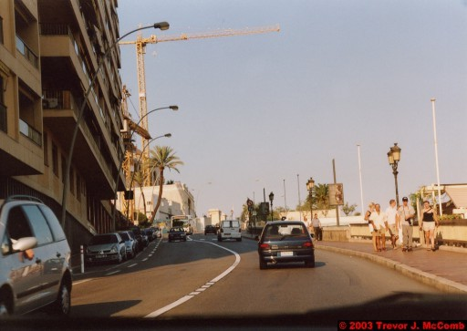 Monaco 053 ~ Monaco Grand Prix Circuit 06 ~ La Condamine 24 ~ Avenue D'Ostende 07
