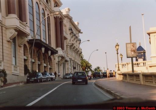 Monaco 055 ~ Monaco Grand Prix Circuit 08 ~ La Condamine 26 ~ Avenue D'Ostende 09