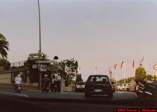 Monaco 056 ~ Monaco Grand Prix Circuit 09 ~ La Condamine 27 ~ Avenue D'Ostende 10 ~ Avenue de Monte-Carlo 1