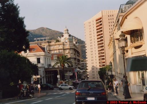 Monaco 060 ~ Monaco Grand Prix Circuit 13 ~ Monte Carlo 19 ~ Place du Casino 09 ~ Avenue des Spélugues 1
